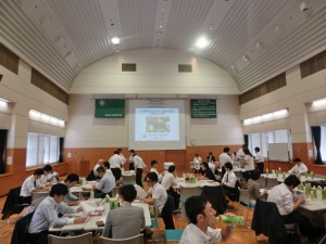 中国四国ブロック青年部合同例会 in 岡山