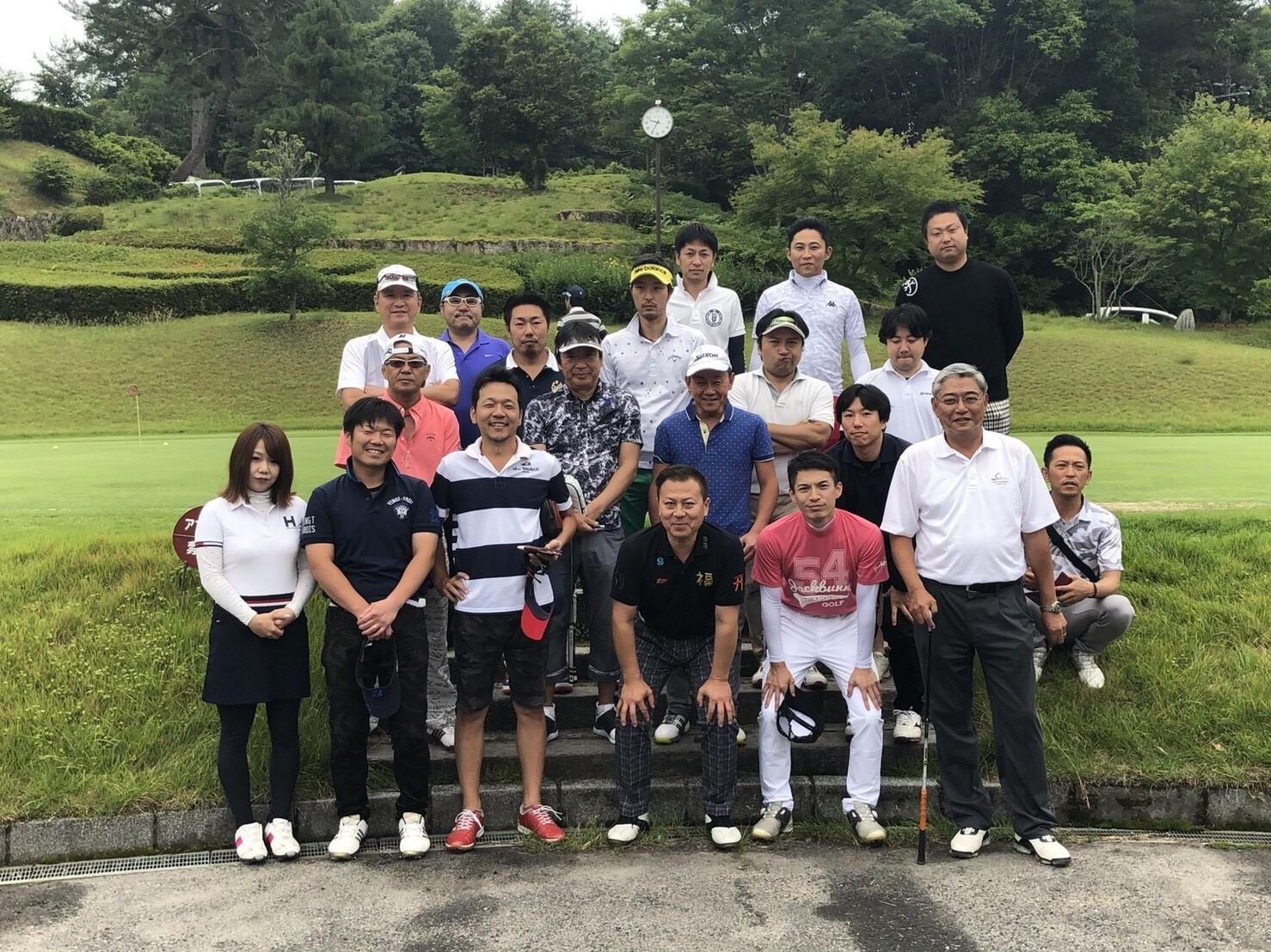 東支部青年部会「春のゴルフコンペ」